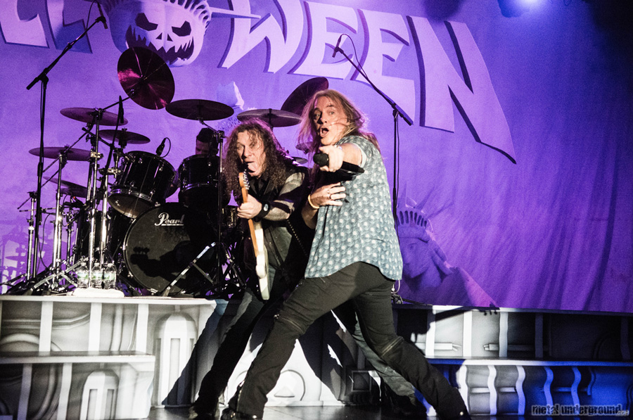 Helloween @ Helloween and Them (New York, NY)