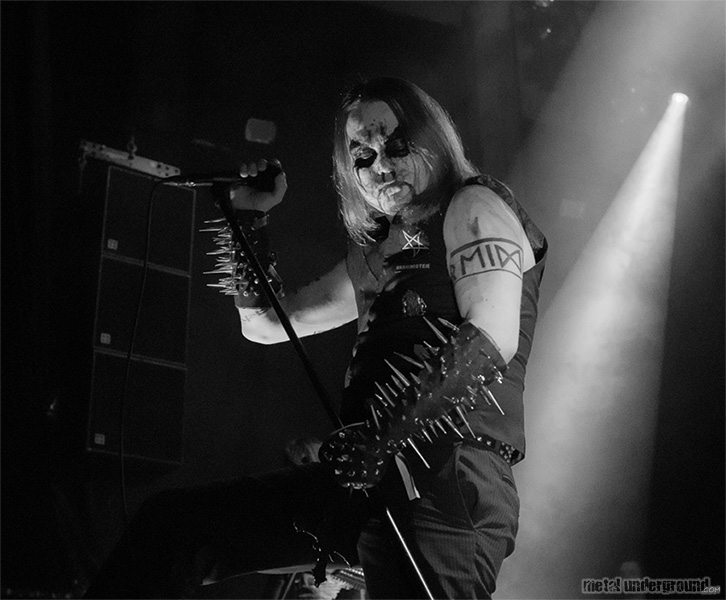 Carpathian Forest @ Inferno Metal Festival 2018