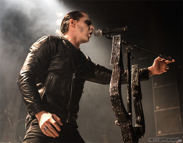 Satyricon @ Inferno Metal Festival 2018