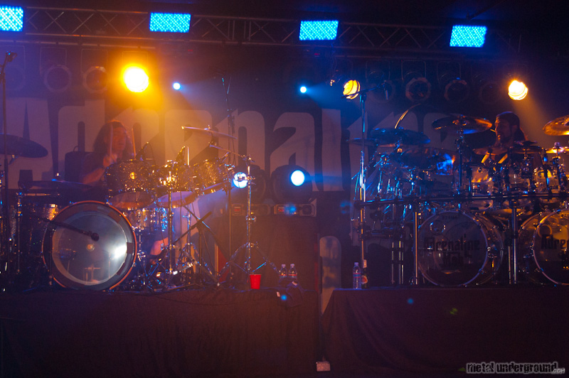 Adrenaline Mob @ Kill Devil Hill and Adrenaline Mob (San Antonio, TX)