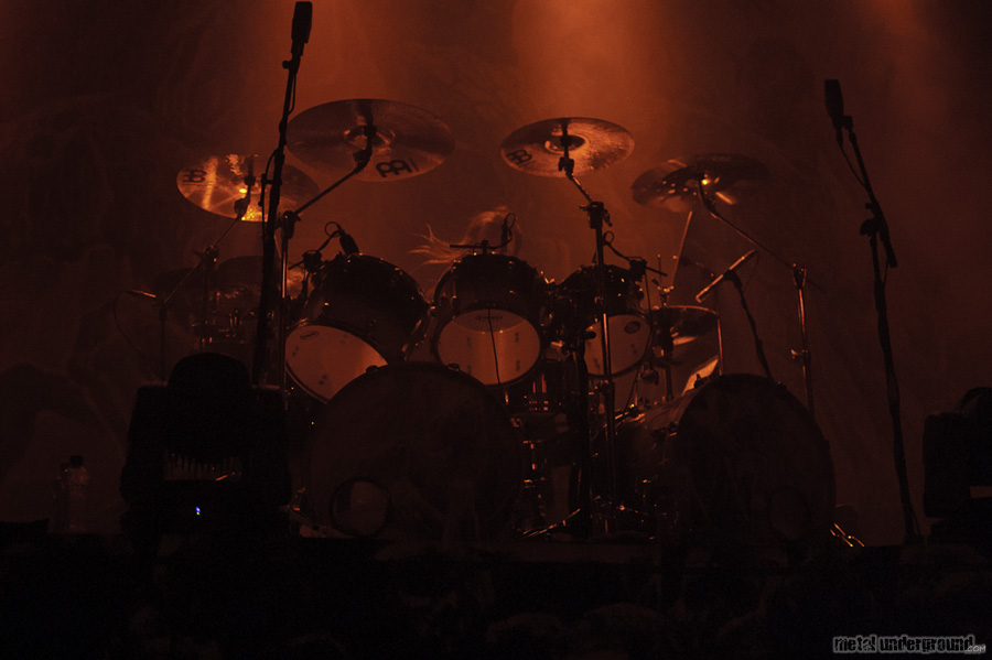 Kreator @ Kreator and Accept (Austin, TX)