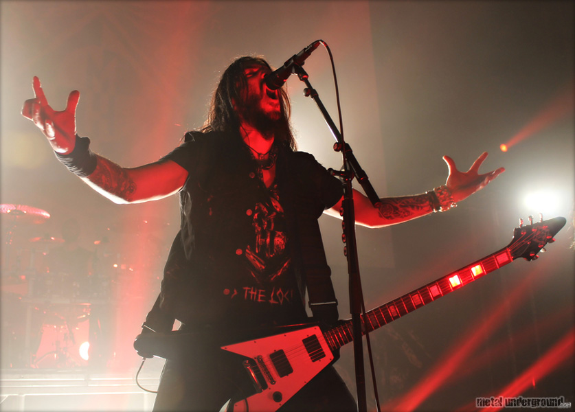 Machine Head @ Machine Head (Worcester, MA)