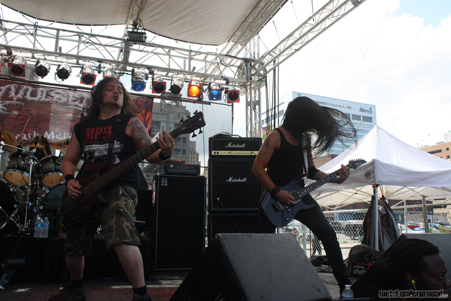 Avulsed @ Maryland Deathfest IX, Day 3 (Baltimore, MD)