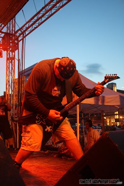 Exhorder @ Maryland Deathfest IX, Day 3 (Baltimore, MD)