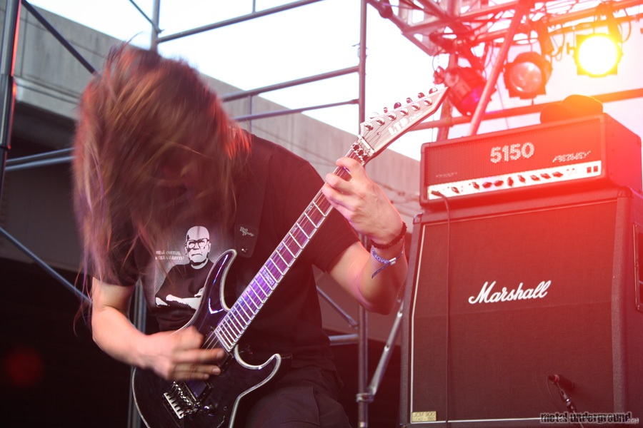 Impaled Nazarene @ Maryland Deathfest IX, Day 3 (Baltimore, MD)