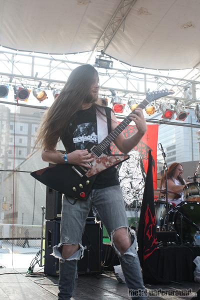 Nunslaughter @ Maryland Deathfest IX, Day 3 (Baltimore, MD)