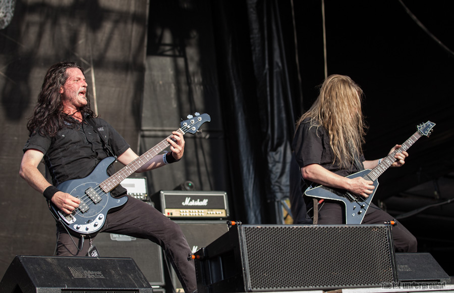 Sanctuary @ Metalcamp 2012, Day 1