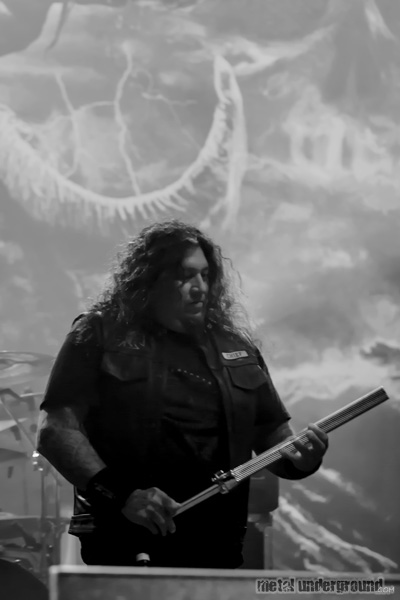 Testament @ Metalcamp 2012, Day 1