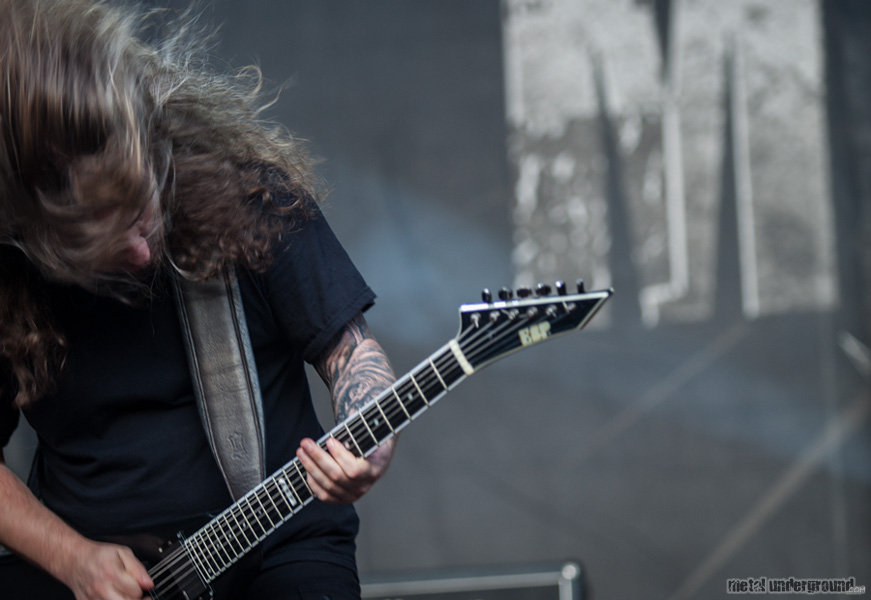 Kataklysm @ Metalcamp 2012, Day 2