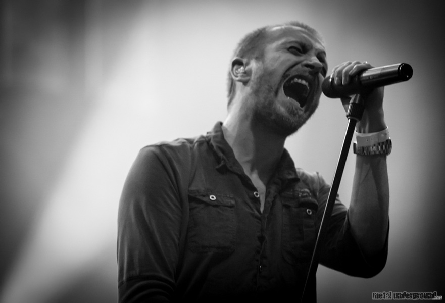 Paradise Lost @ Metalcamp 2012, Day 2