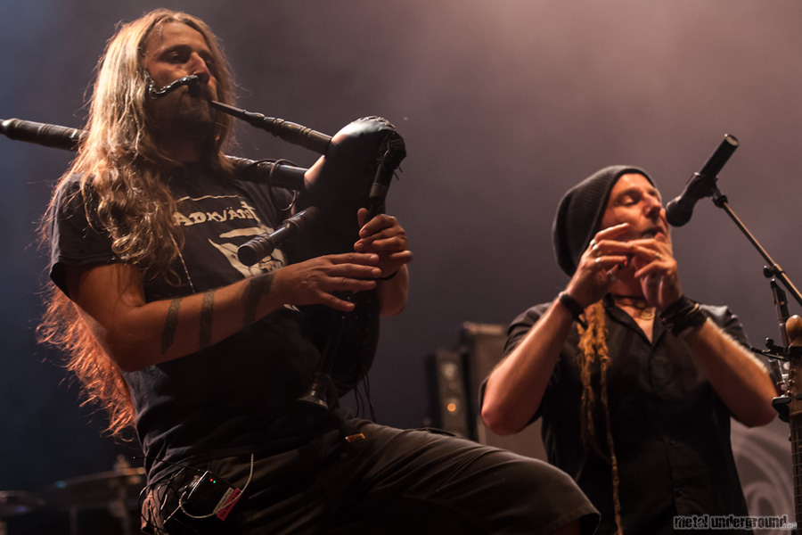 Eluveitie @ Metalcamp 2012, Day 3