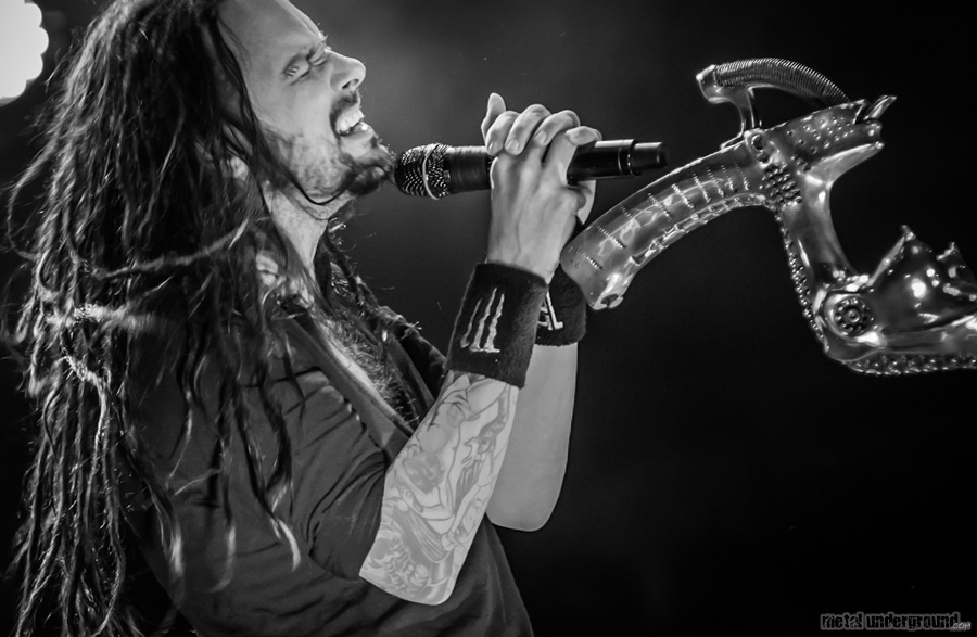 Korn @ Metalcamp 2012, Day 3