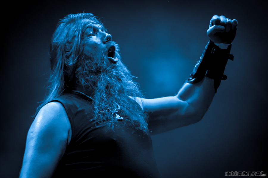 Amon Amarth @ Metalcamp 2012, Day 4