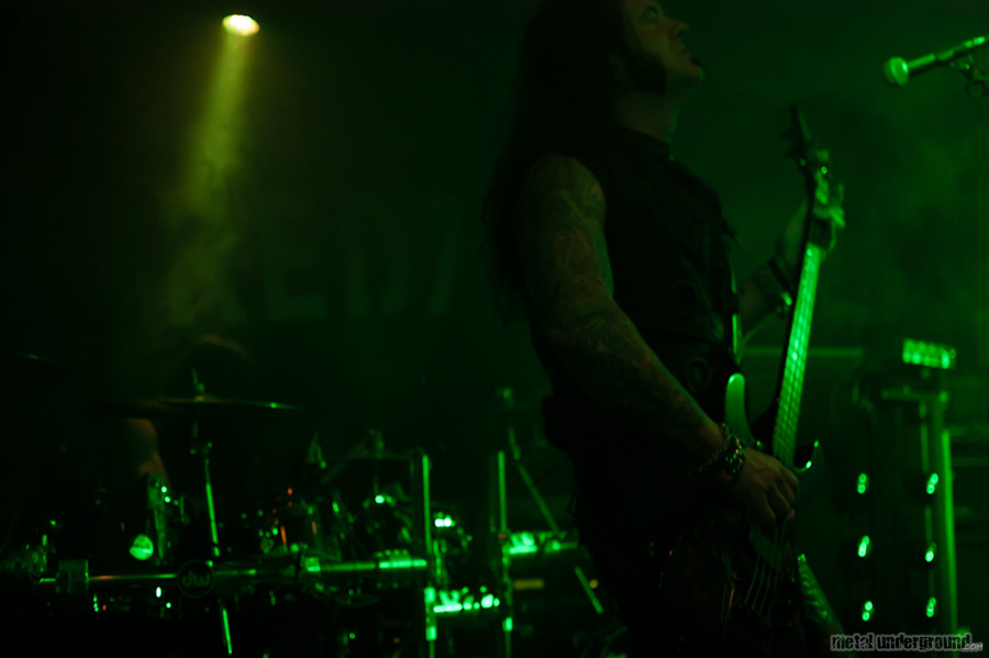 Morbid Angel @ Morbid Angel (Austin, TX)
