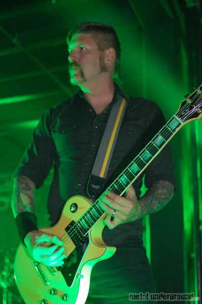 Mastodon @ Opeth, Mastodon, and Ghost (San Antonio, TX)