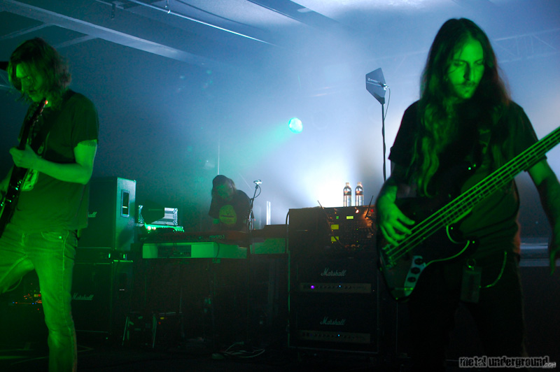 Opeth @ Opeth, Mastodon, and Ghost (San Antonio, TX)