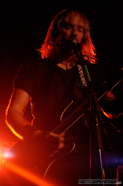 Katatonia @ Opeth and Katatonia (Nashville, TN)
