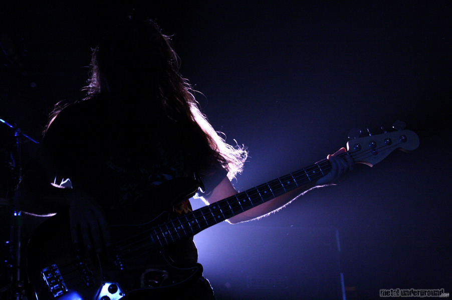 Opeth @ Opeth and Katatonia (Nashville, TN)