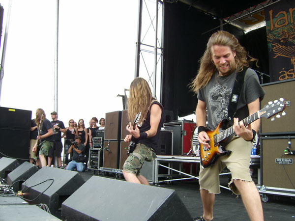 Lamb Of God @ Ozzfest 2004 (Bristow, VA)