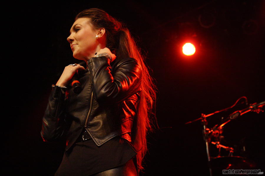 Amaranthe @ ProgPower USA XIII: Day One