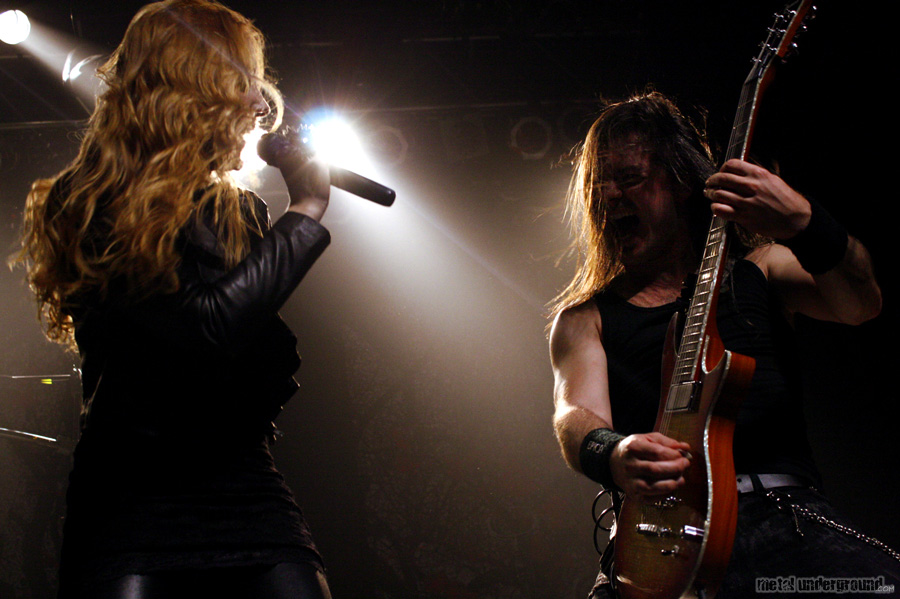 Epica @ ProgPower USA XIII: Day One