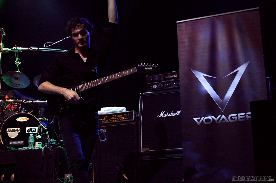 Voyager @ ProgPower USA XII Day One