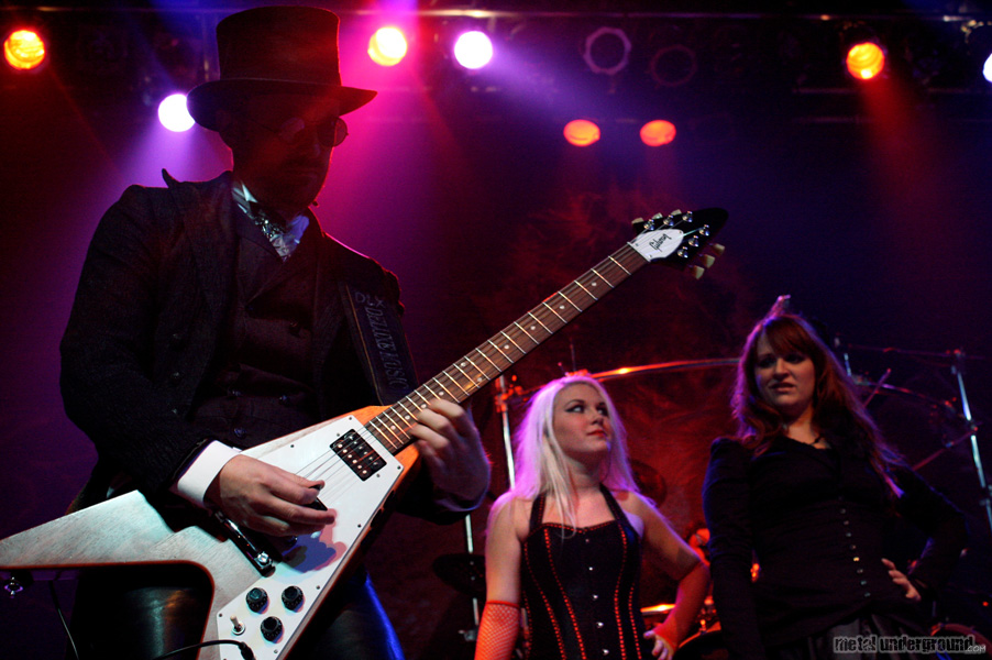 Therion @ ProgPower USA XII Day Two