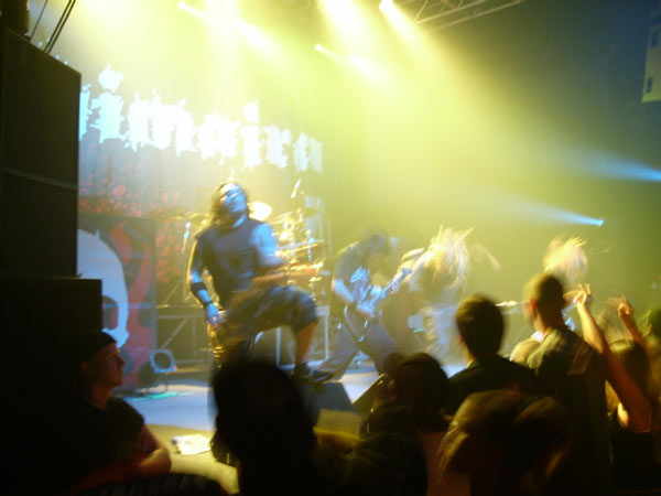 Chimaira @ Road Rage 2004 (Washington, DC)