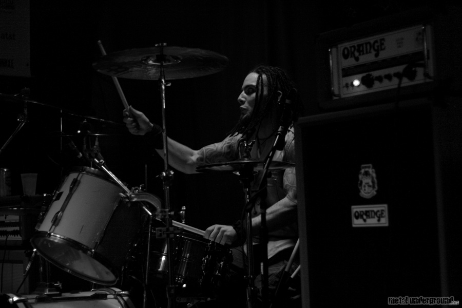 The Defiled @ SXSW 2012 FIM/Metal Hammer Showcase