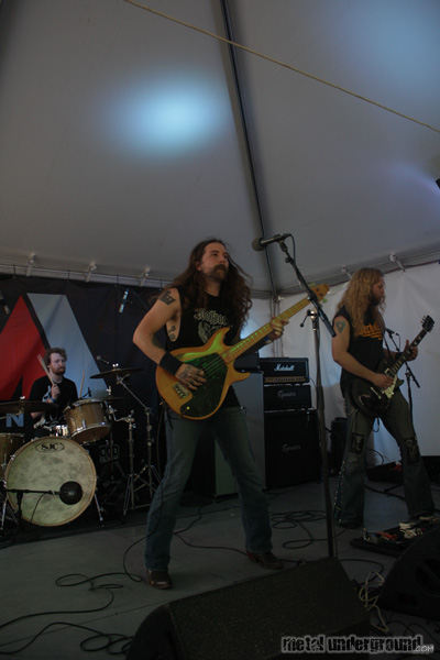 Gypsyhawk @ SXSW 2012 Metal Blade 30th Anniversary Showcase