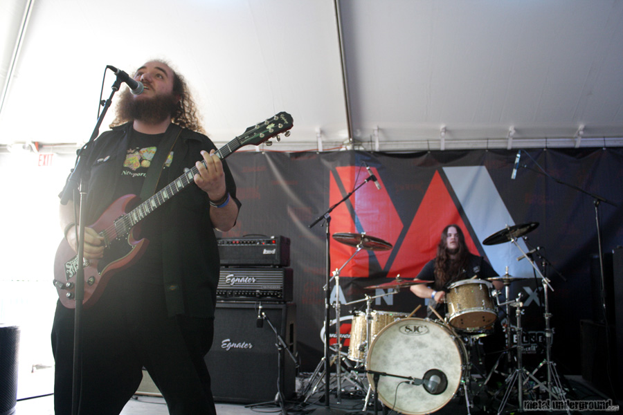 Pilgrim @ SXSW 2012 Metal Blade 30th Anniversary Showcase