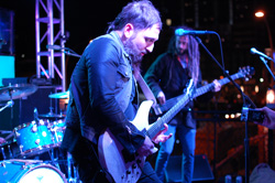 SXSW 2014, Day 2: Monte Pittman, Relapse Records preview
