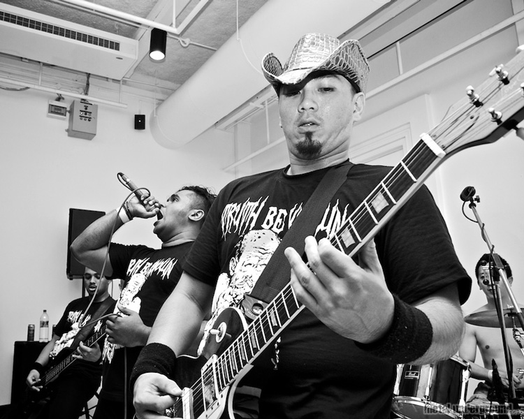 Truth Be Known @ Singapore Death Fest 2011