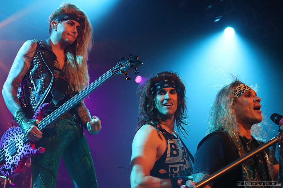 Steel Panther @ Steel Panther (Phoenix, AZ)