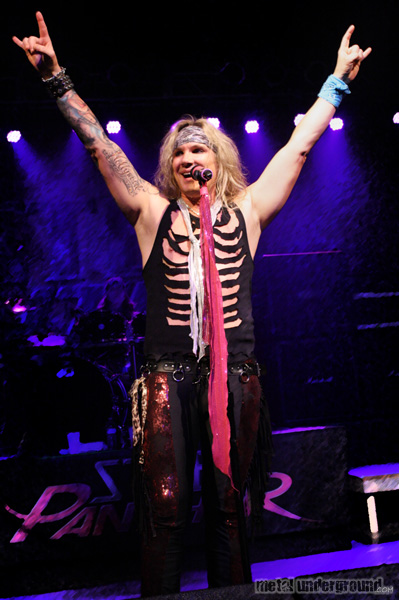 Steel Panther @ Steel Panther and Hillbilly Herald (Nashville, TN)