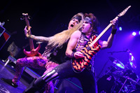 Steel Panther and Hillbilly Herald (Nashville, TN) preview