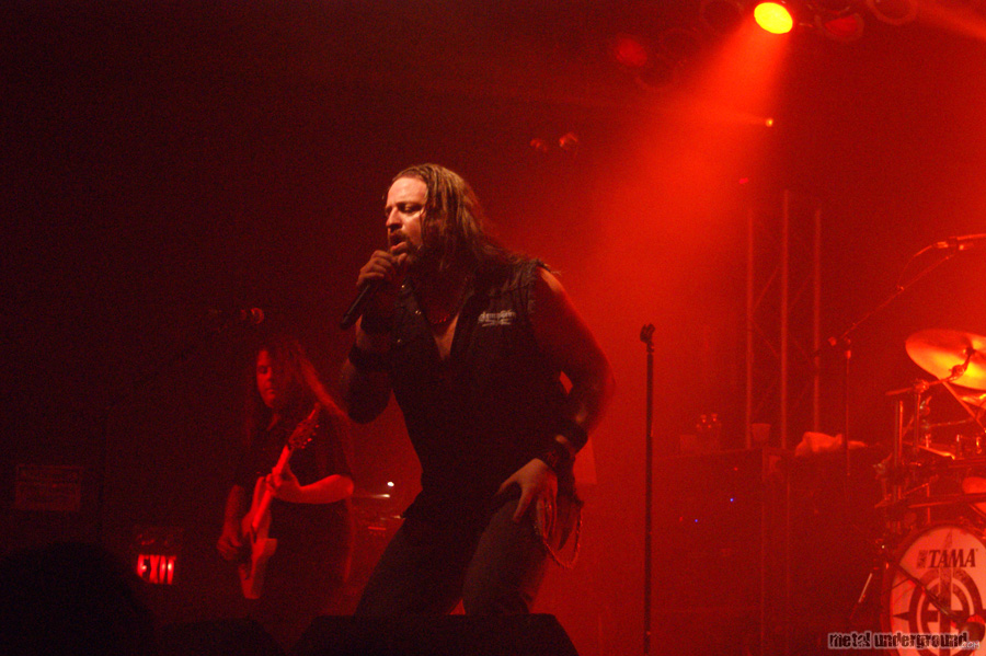Symphony X @ Symphony X, Iced Earth and Warbringer (Hartford, CT)