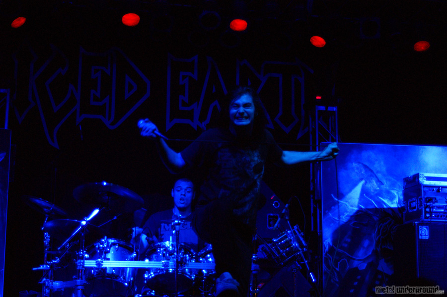 Warbringer @ Symphony X, Iced Earth and Warbringer (Hartford, CT)