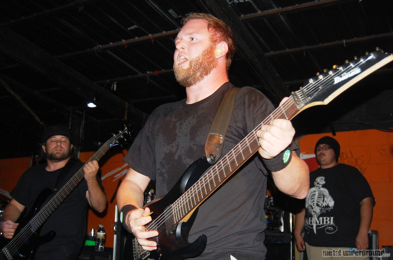 All Shall Perish @ The Black Dahlia Murder, All Shall Perish, Cannabis Corpse (Austin, TX)