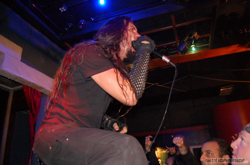 Goatwhore @ The Goregrowler's Ball 5, Day 1