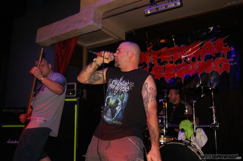 Internal Bleeding @ The Goregrowler's Ball 5, Day 2