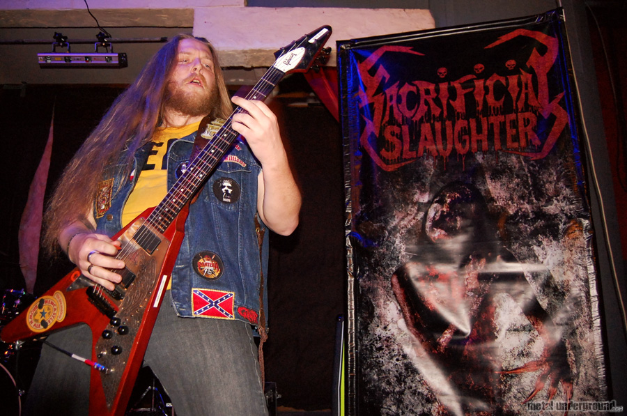 Sacrificial Slaughter @ The Goregrowler's Ball 5, Day 2