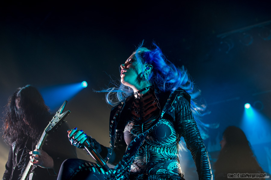 Arch Enemy @ Trivium and Arch Enemy (Philadelphia, PA)