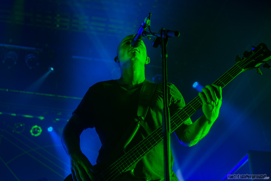 Trivium @ Trivium and Arch Enemy (Philadelphia, PA)