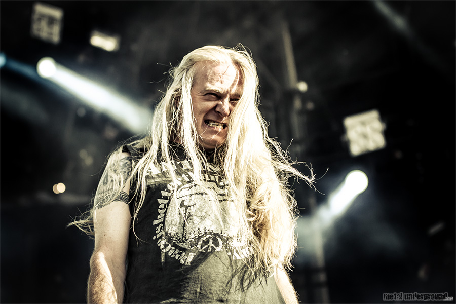 Bolt Thrower @ Tuska Open Air Metal Festival, Day 1