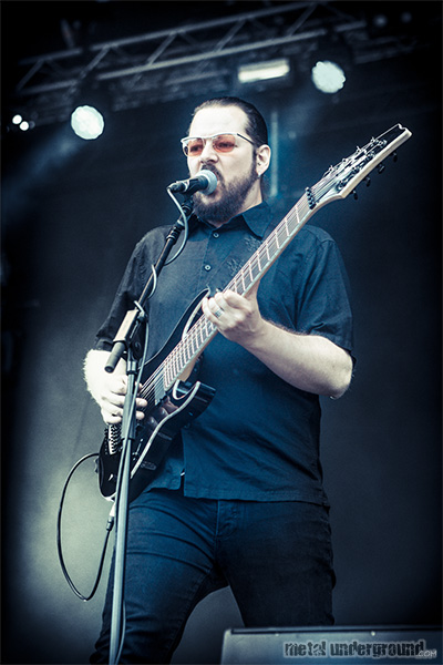 Ihsahn @ Tuska Open Air Metal Festival, Day 1