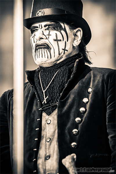 King Diamond @ Tuska Open Air Metal Festival, Day 1