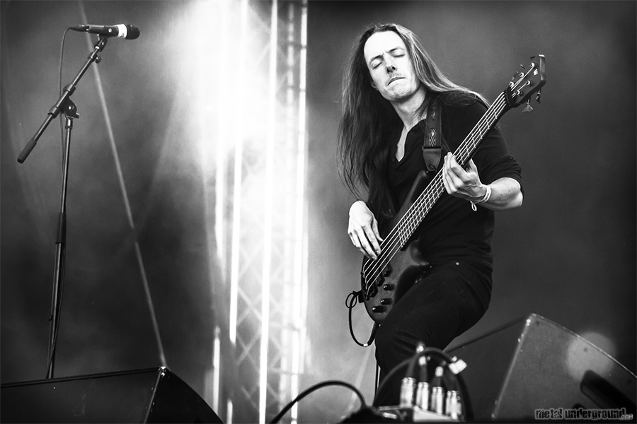 Tesseract @ Tuska Open Air Metal Festival, Day 1