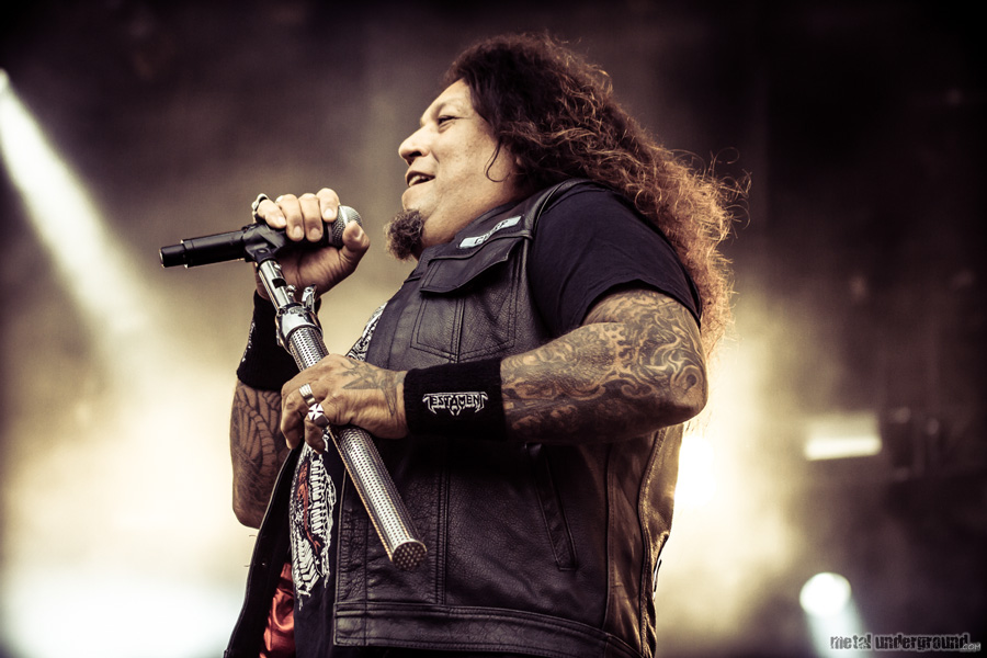 Testament @ Tuska Open Air Metal Festival, Day 2