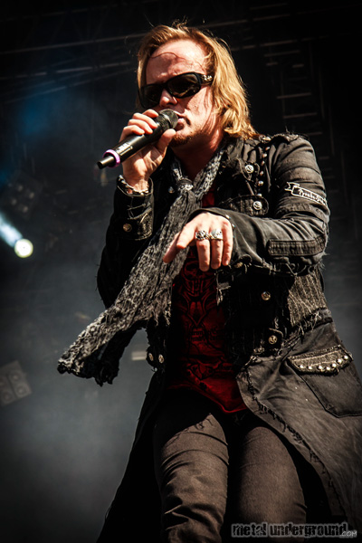 Edguy @ Tuska Open Air Metal Festival 2012, Day 1